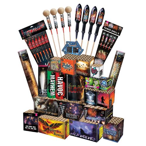 Invader Display Pack