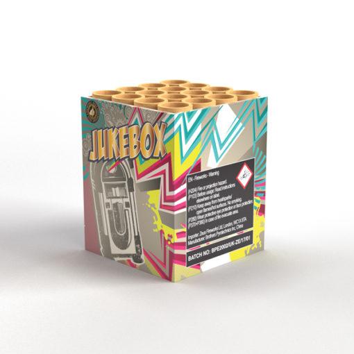 Juke Box   Cakes & Barrages   Dynamic Fireworks