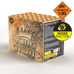 King Midas | Cakes & Barrages | Dynamic Fireworks