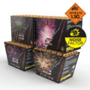 Terminator 4 Pack | Cakes & Barrages | Dynamic Fireworks