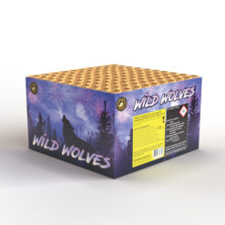Wild Wolves | Cakes & Barrages | Dynamic Fireworks