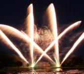 Firework displays - Boreham house fireworks