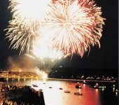 Firework Displays - Plymoth Firework competitions