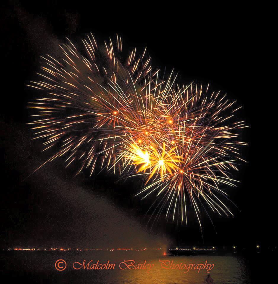 Amazing Firework Photographs