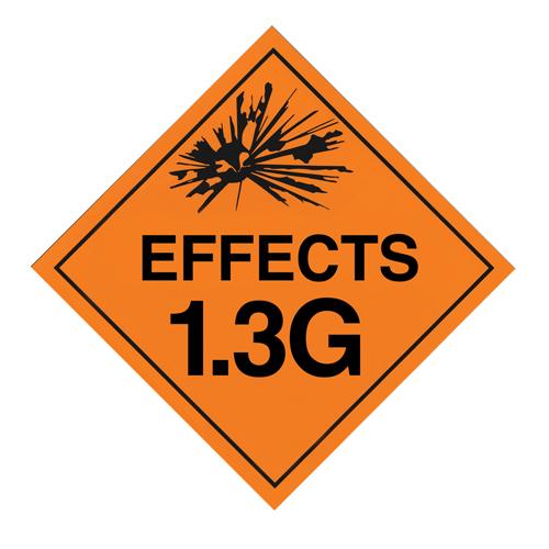 1.3G Effect Fireworks