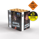 Blinking Gauntlet | Cakes & Barrages | Dynamic Fireworks