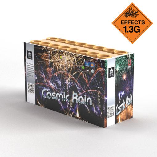 Cosmic Rain | Cakes & Barrages | Dynamic Fireworks