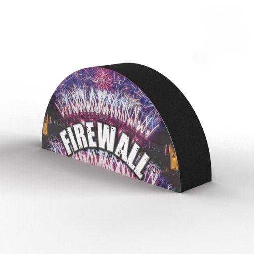 Firewall | Fountain | Dynamic Fireworks