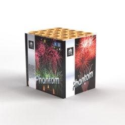 Phantom | Cakes & Barrages |Dynamic Fireworks