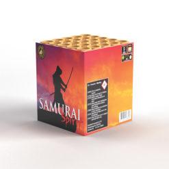 Samurai Spirit | Dynamic Fireworks