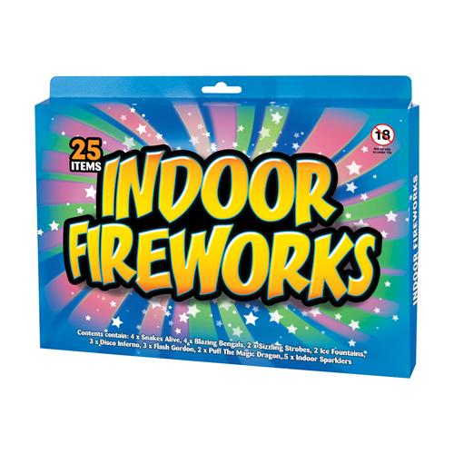 Indoor Firework Pack