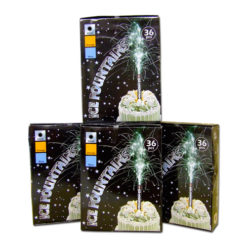 Premium Indoor Ice Fountain Pack of 144