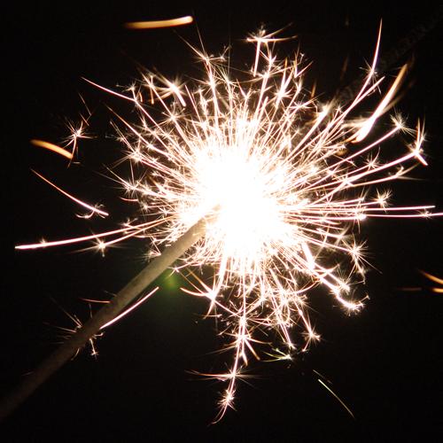 Firework Sparklers