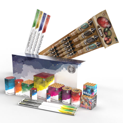 Combo 3   Discounted Display Packs   Dynamic Fireworks