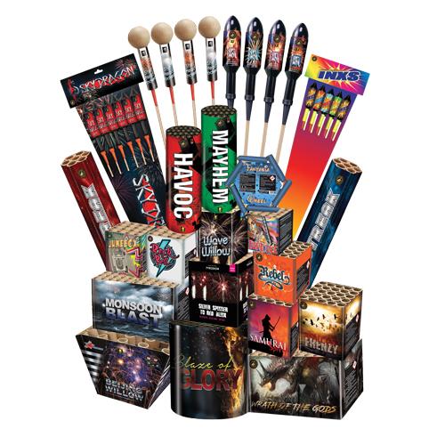 Carnival Display Pack