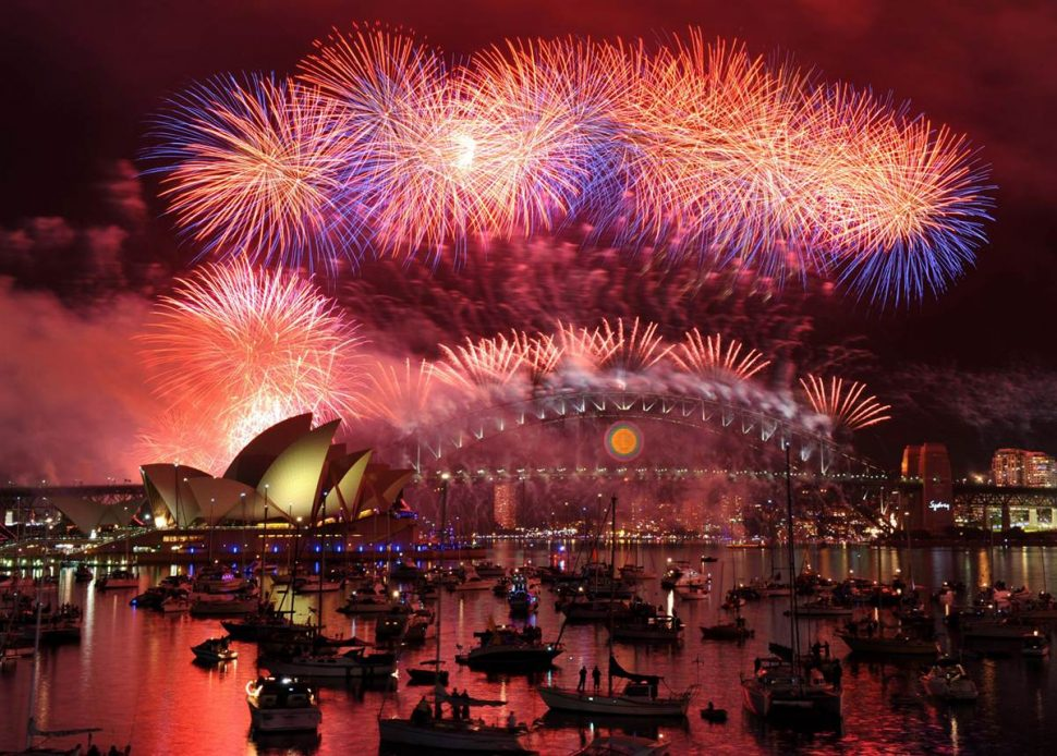 Biggest Fireworks Displays