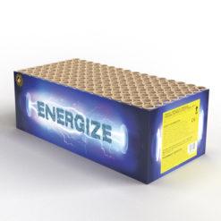 Energize | Cakes & Barrages | Dynamic Fireworks