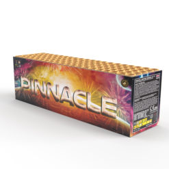 Pinnacle | Cakes & Barrages | Dynamic Fireworks