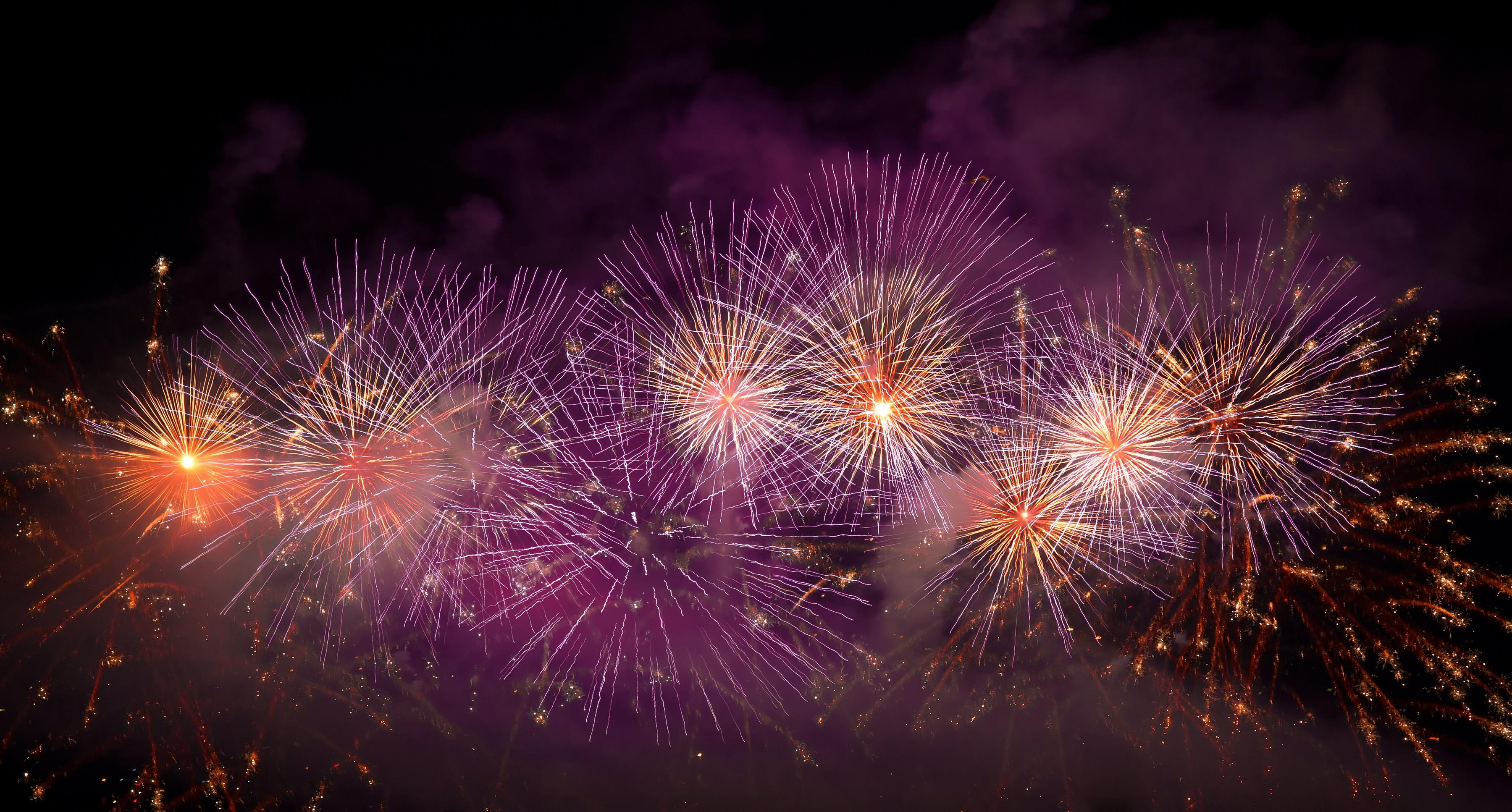 Dynamic Fireworks Earlybird