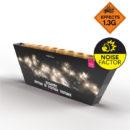 Spinner to Titanium Thunder Slice | Cake Slice | Dynamic Fireworks