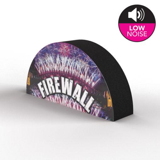 Firewall | Fountains | Dynamic Fireworks