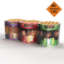 Profi Box 3 Pack | Cakes & Barrages | Dynamic Fireworks