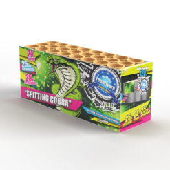 Spitting Cobra | Cakes & Barrages | Dynamic Fireworks