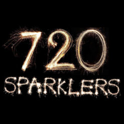 720 Monster Gold 18 Sparklers
