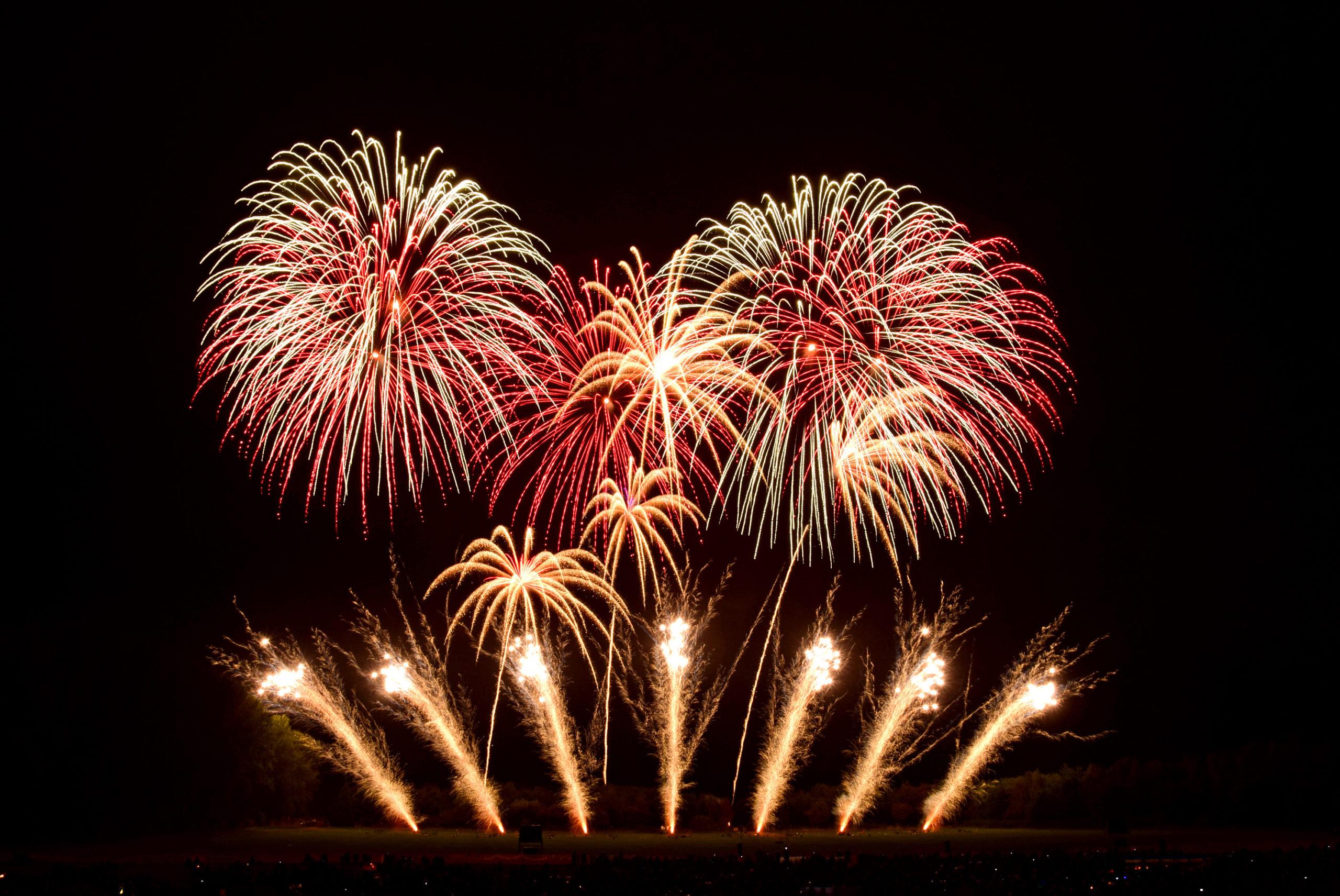 Dynamic Fireworks | Fireworks Display | Festival of Fireworks