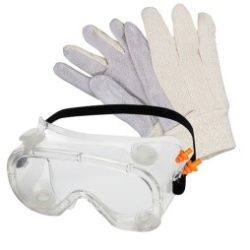 Fireworks Safety Tips - Safety Glasses & Gloves - Dynamic Fireworks