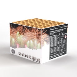 Genesis | Cakes & Barrages | Dynamic Fireworks