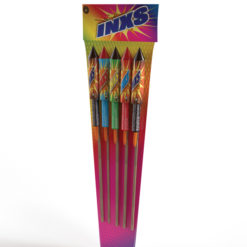 INXS | Rockets | Dynamic Fireworks