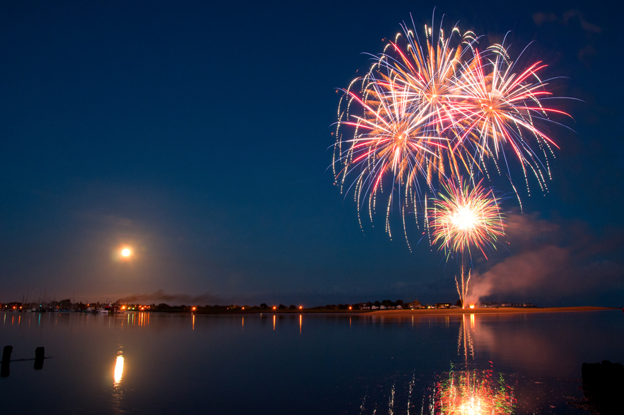 Firework Displays | Make your event extra special | Dynamic