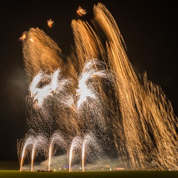 Ty Coch Wales Professional Fireworks Dynamic Fireworks