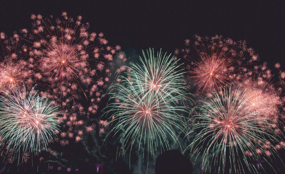Firework display | Dynamic Fireworks