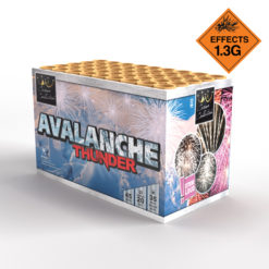 Avalanche Thunder | Cakes & Barrages | Dynamic Fireworks