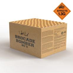 Brocade Bomber | Cakes & Barrages | Dynamic Fireworks