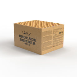 Brocade Bomber I Cakes and Barrages I Dynamic Fireworks
