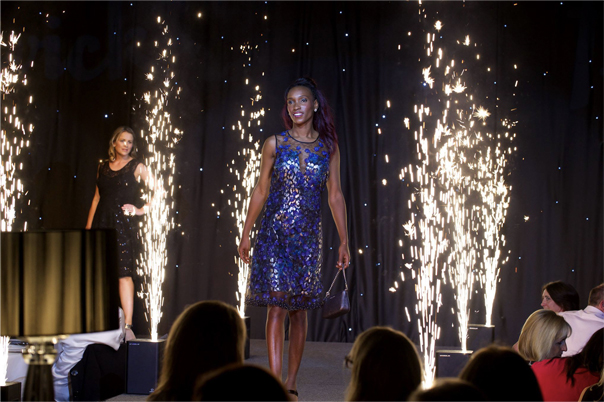 Fenwick Fashion Show – Sparktacular