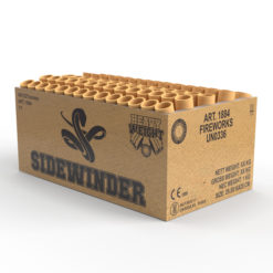Sidewinder | Cakes & Barrages | Dynamic Fireworks