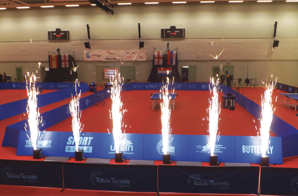 Table Tennis England - Sparktacular
