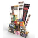 Carnival fireworks pack