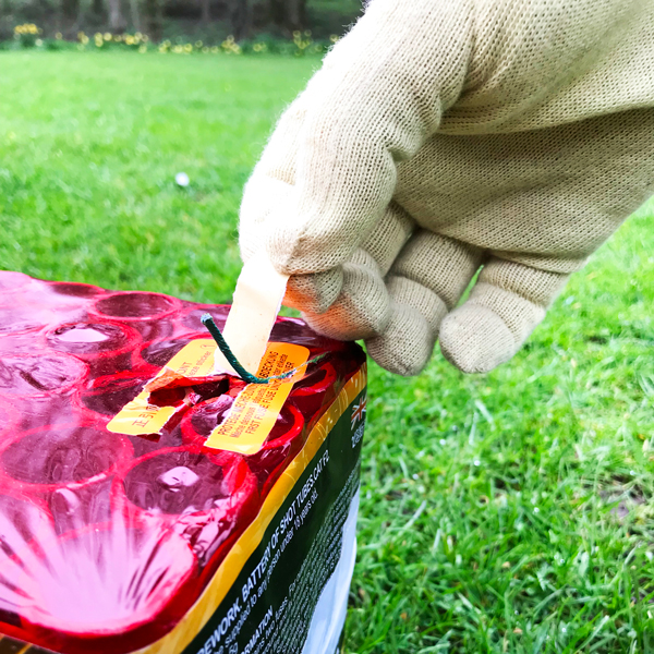 Step 3 - Cakes & Barrages | Firework Safety | Dynamic Fireworks