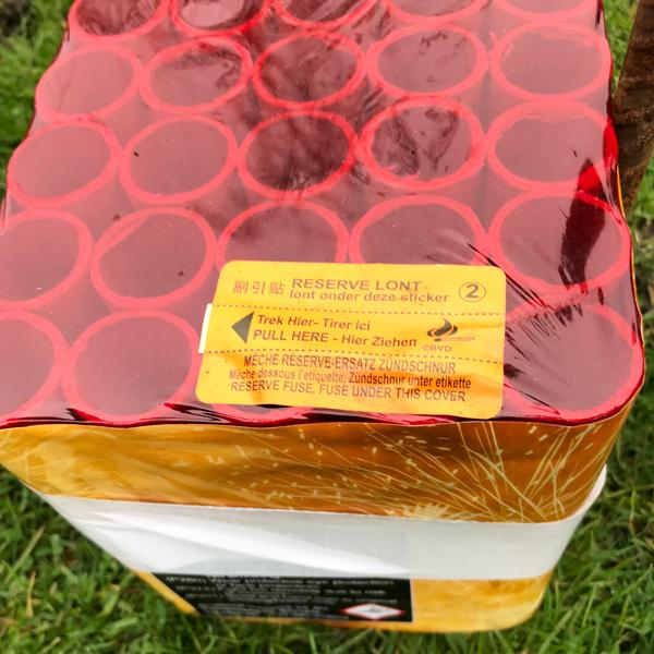 Step 4 - Cakes & Barrages | Firework Safety | Dynamic Fireworks