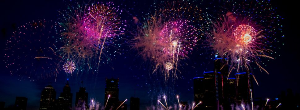 how fireworks came to exist