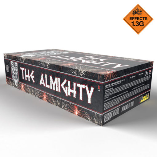 The Almighty | Monstrous 288 shot compound | Dynamic Fireworks