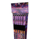 Starblitz Rockets | Wonderful 6 pack of Rockets | Dynamic Fireworks |