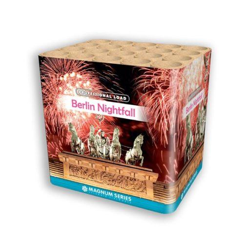 Berlin Nightfall Firework   Cakes & Barrages   Dynamic Fireworks