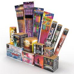 Discounted Display Packs