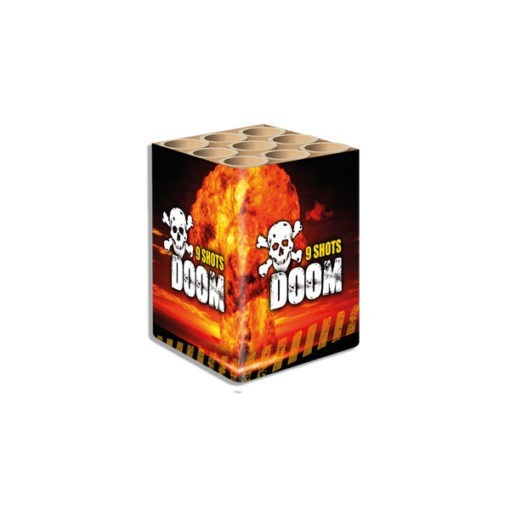 Doom   Cakes & Barrages   Dynamic Fireworks